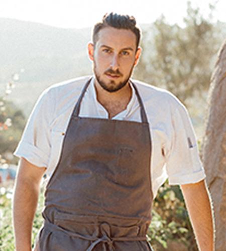 Fauna Chef David Castro Hussong