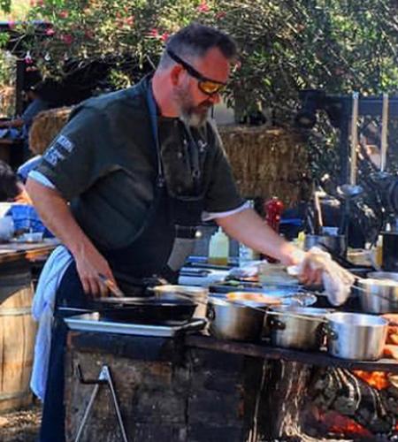 Deckman's Valle de Guadalupe Chef Drew M Deckman