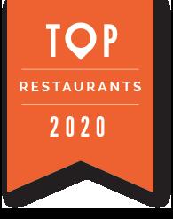 Badge Top Restaurants