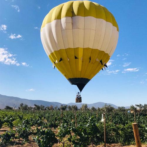 Experiences - Hot air ballon rides