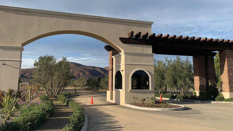 El Cielo hotel entrance