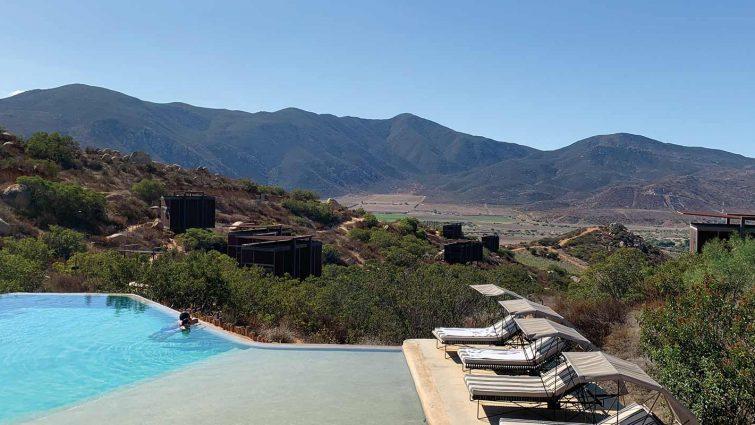 Encuentro Guadalupe Valle de Guadalupe pool